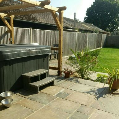Patios designed for your needs
